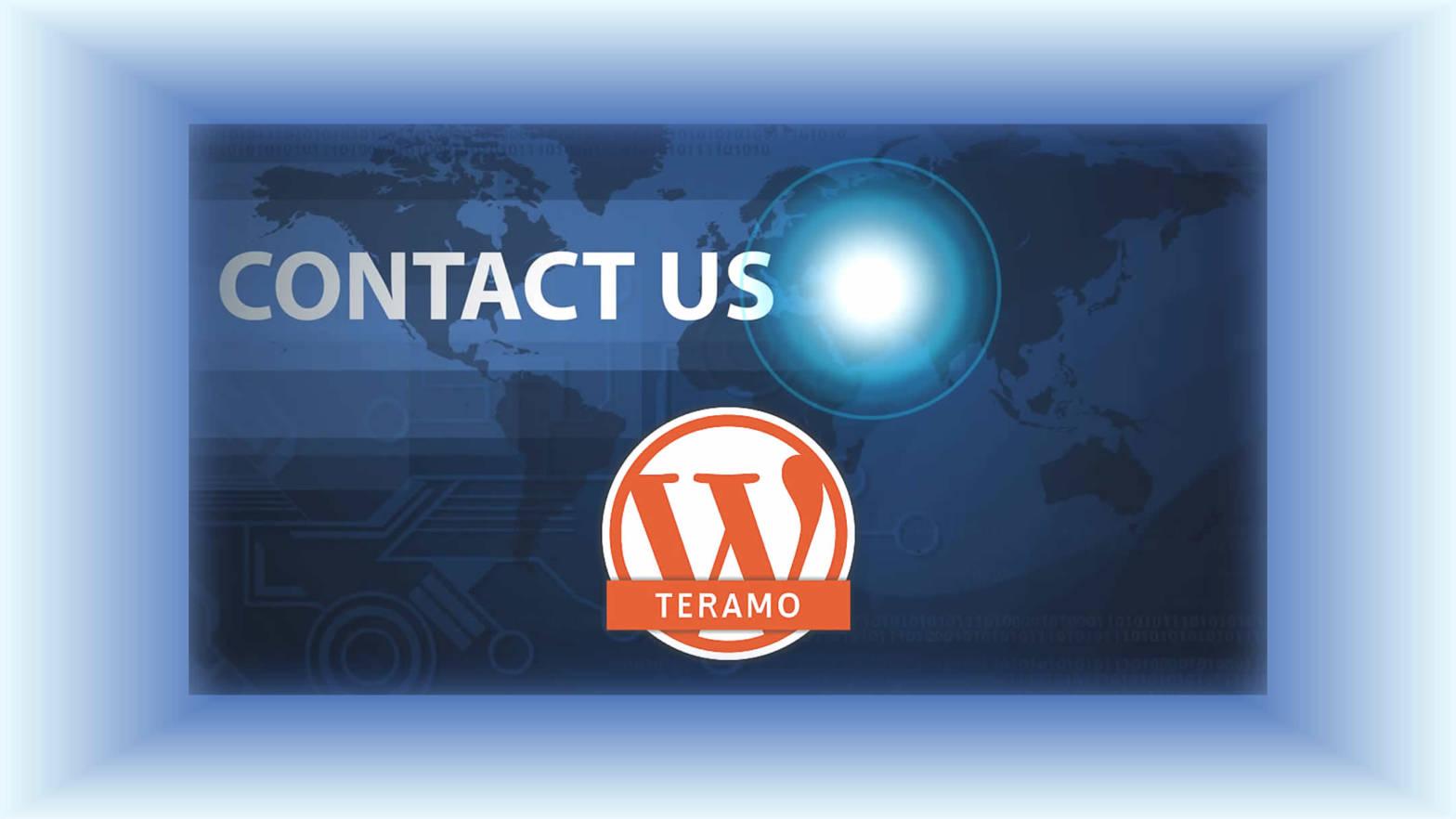 WP Teramo contatti 01 Header Community WordPress di Teramo e dintorni